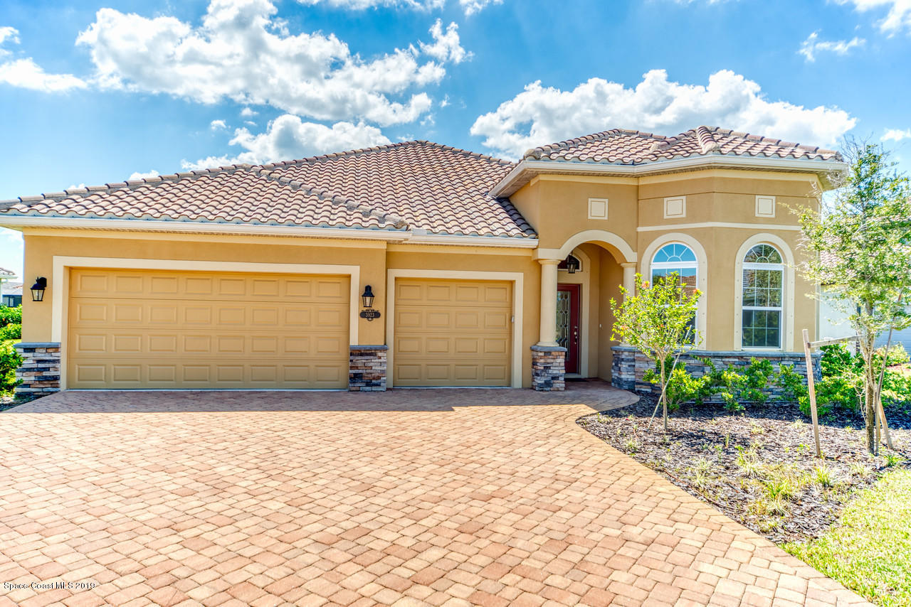 Single Family Homes for Sale at 3923 Craigston Melbourne, Florida 32940 United States