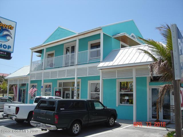 Commercial for Sale at 3220 S Atlantic Avenue Cocoa Beach, Florida 32931 United States