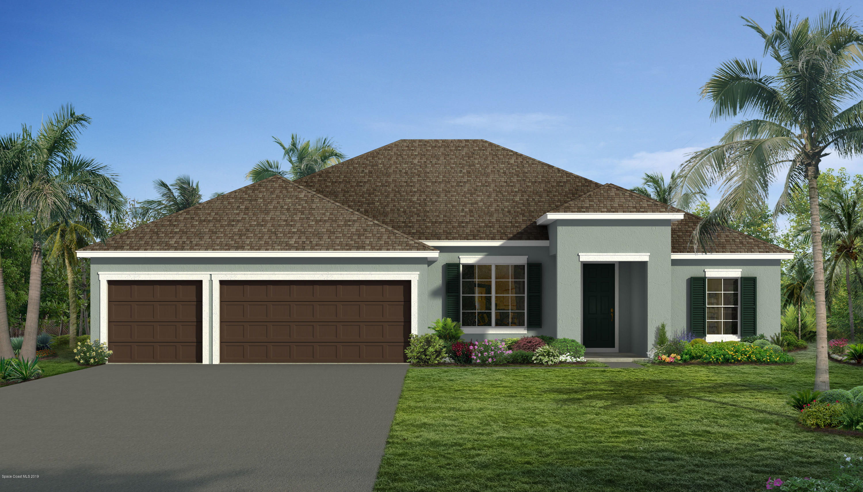 Single Family Homes for Sale at 1832 Killian Palm Bay, Florida 32905 United States
