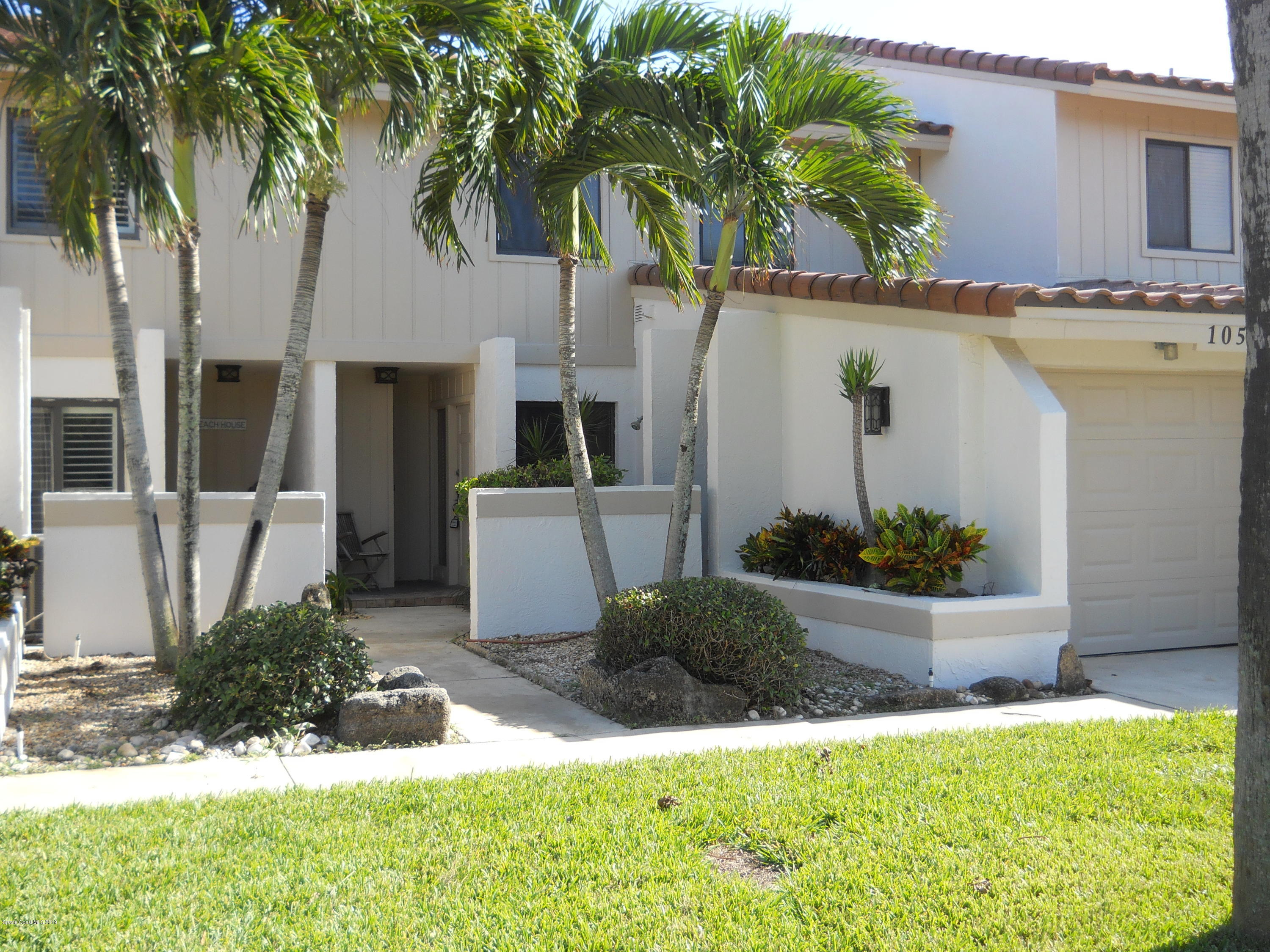 Single Family Homes for Sale at 105 Eleventh Ave # Indialantic, Florida 32903 United States