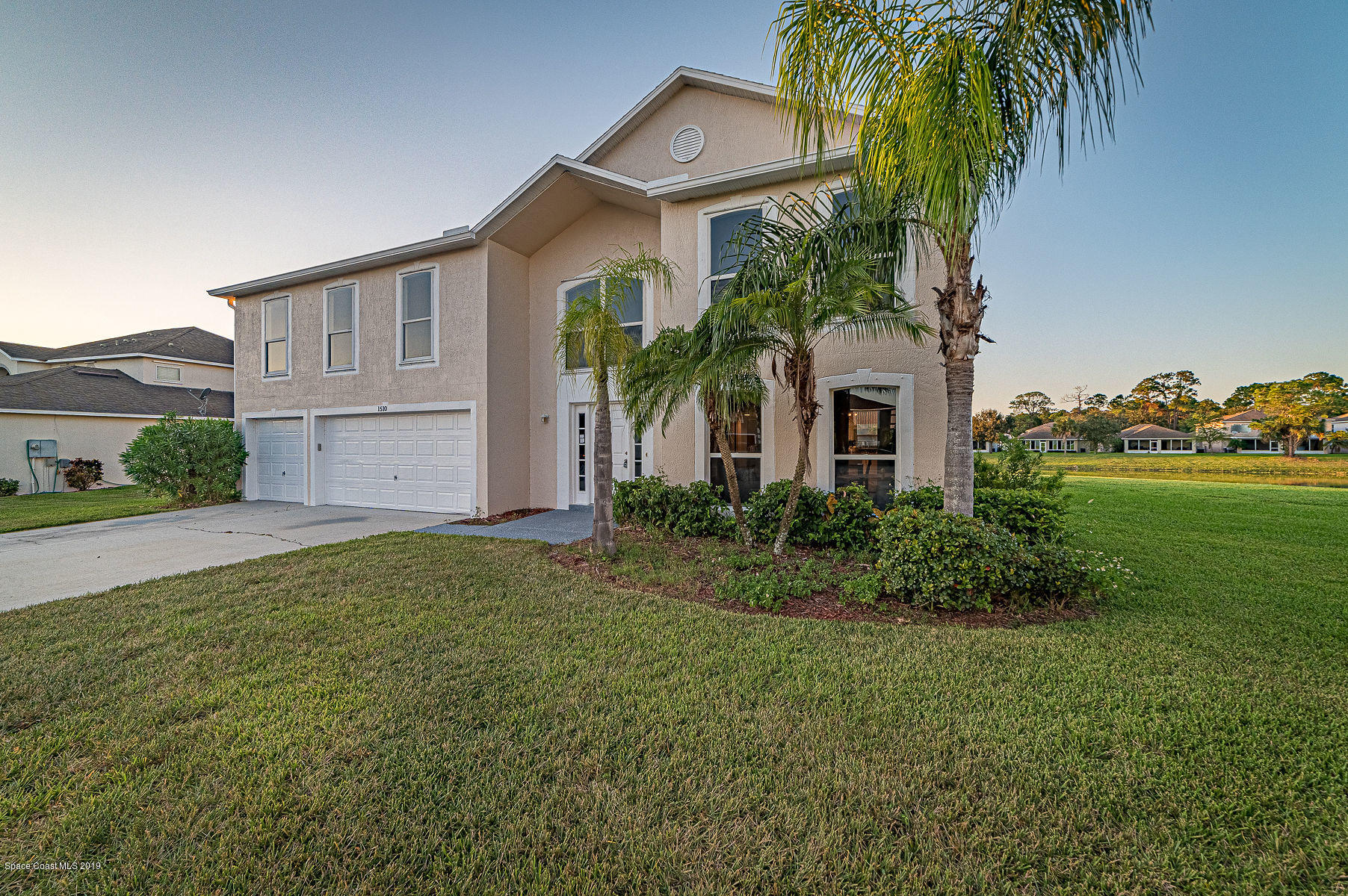 Single Family Homes for Sale at 1510 Las Palmos Palm Bay, Florida 32908 United States