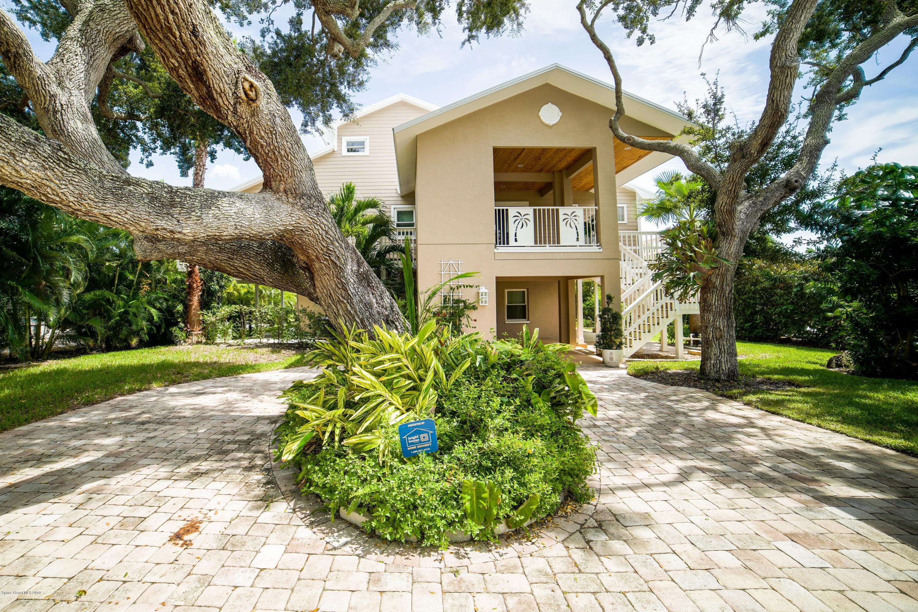 Single Family Homes for Sale at 2942 Newfound Harbor Merritt Island, Florida 32952 United States