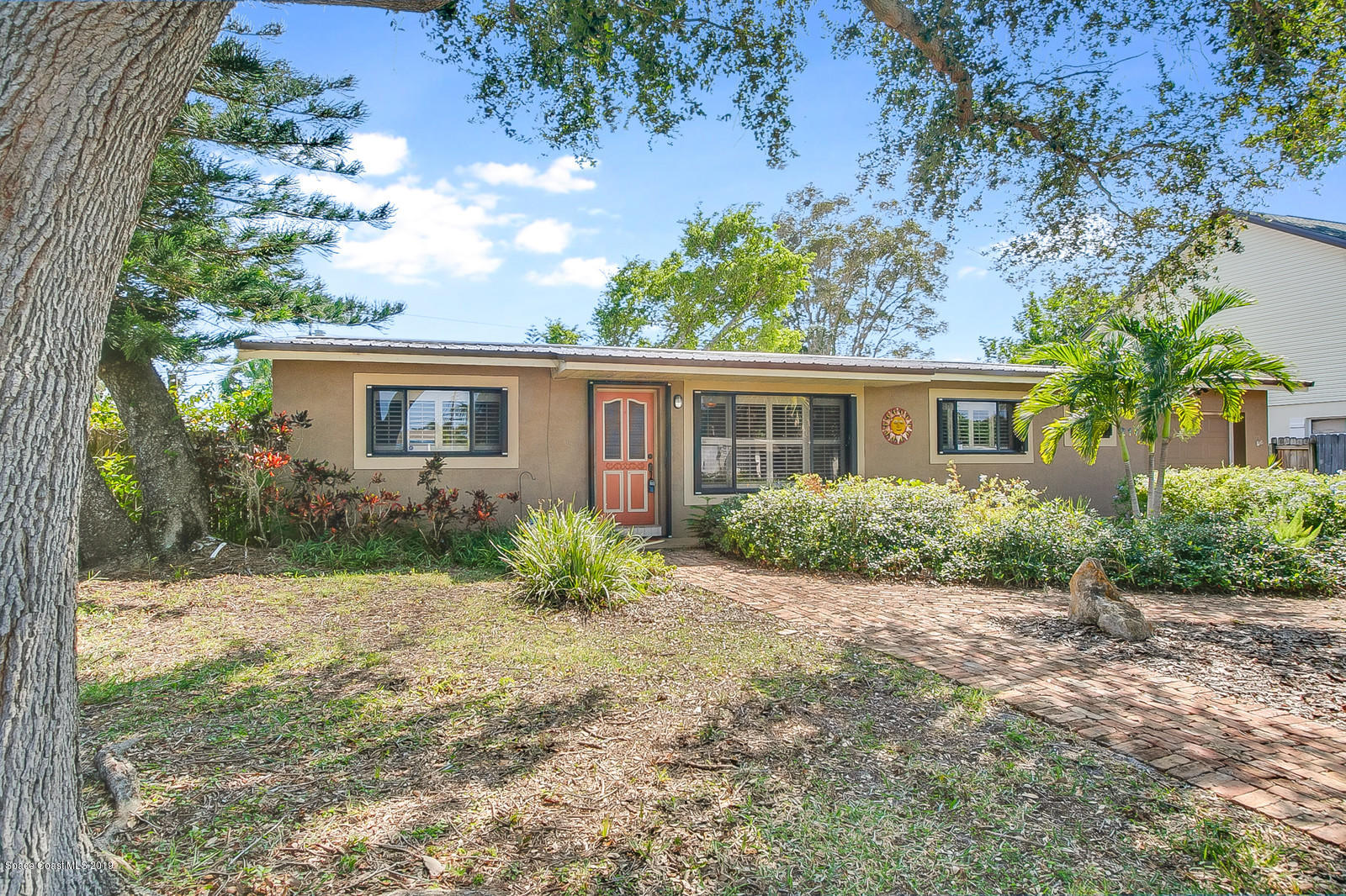 Single Family Homes for Sale at 217 Osage Indian Harbour Beach, Florida 32937 United States