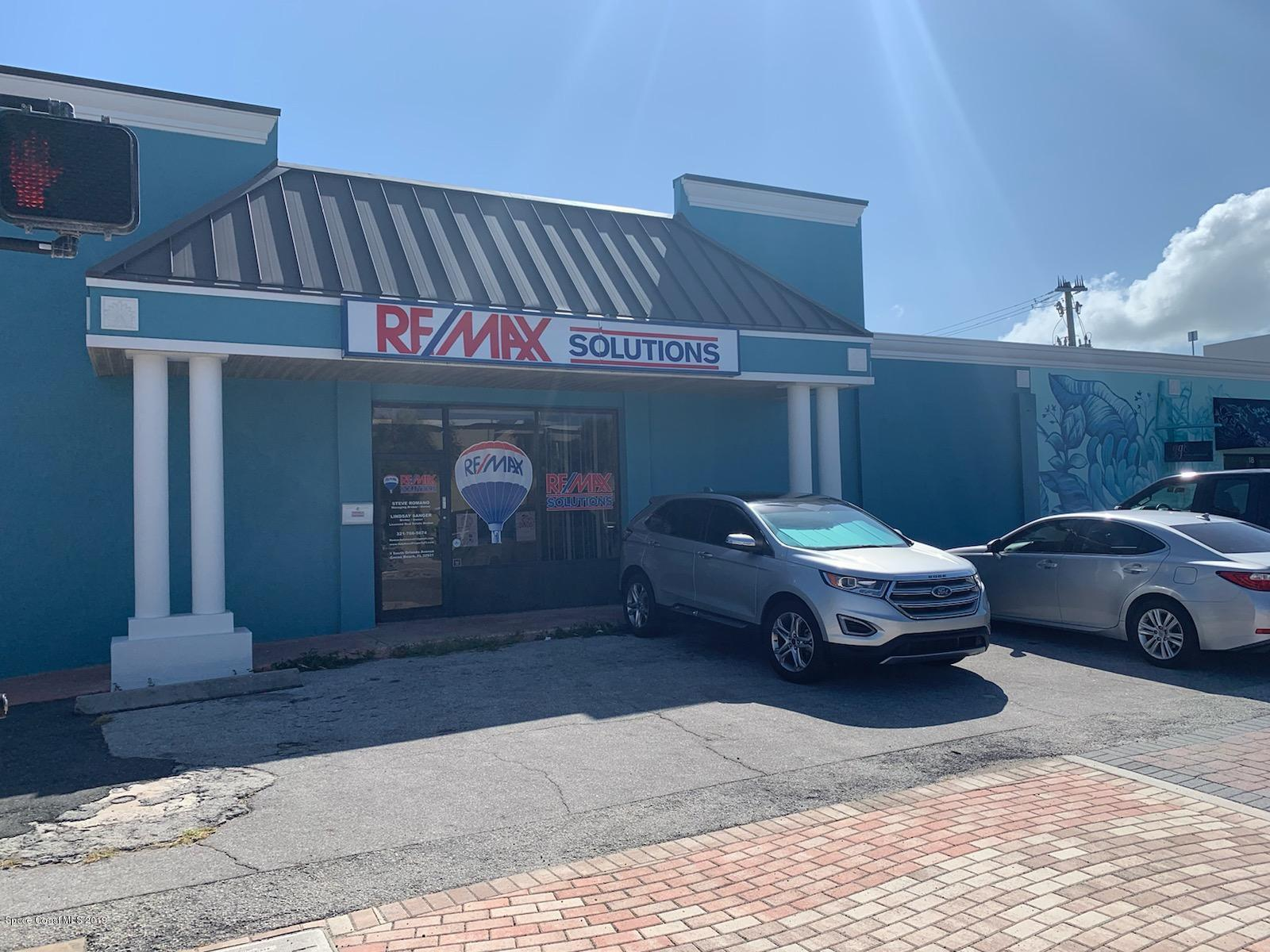 Commercial for Sale at 1 S Orlando Avenue Cocoa Beach, Florida 32931 United States
