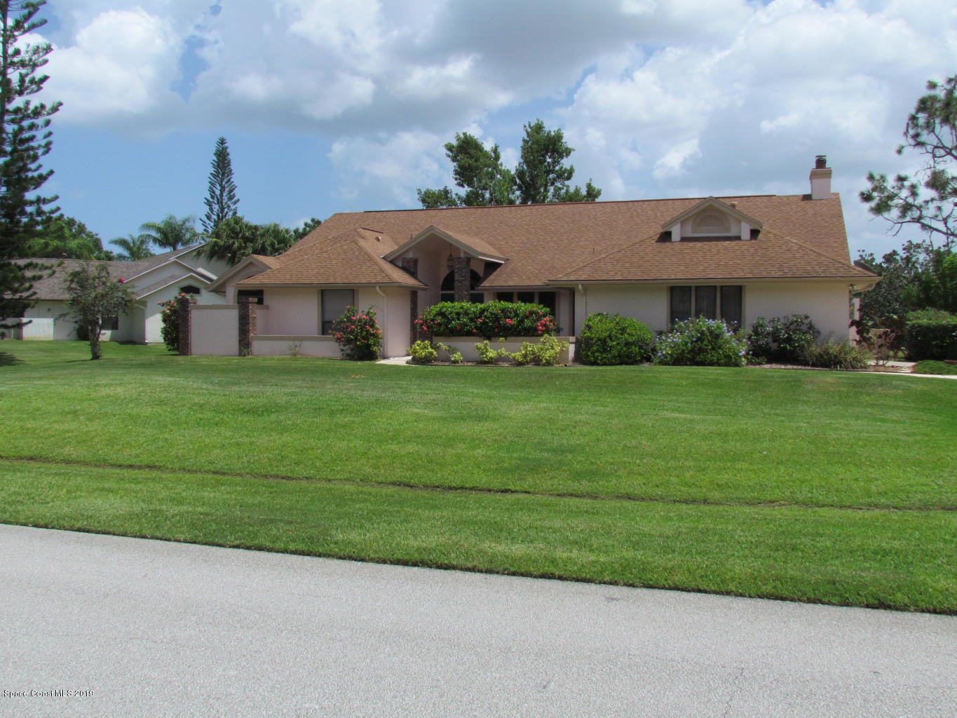 Single Family Homes for Rent at 3875 Beechgrove Melbourne, Florida 32934 United States