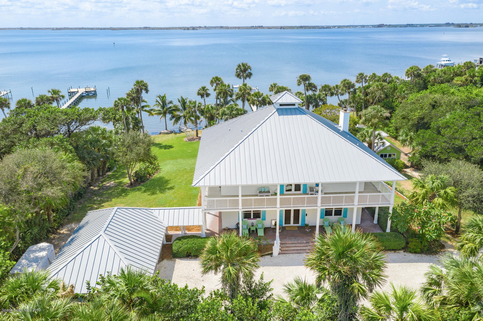 Photo of 7870 Casuarina Drive, Melbourne Beach, FL 32951