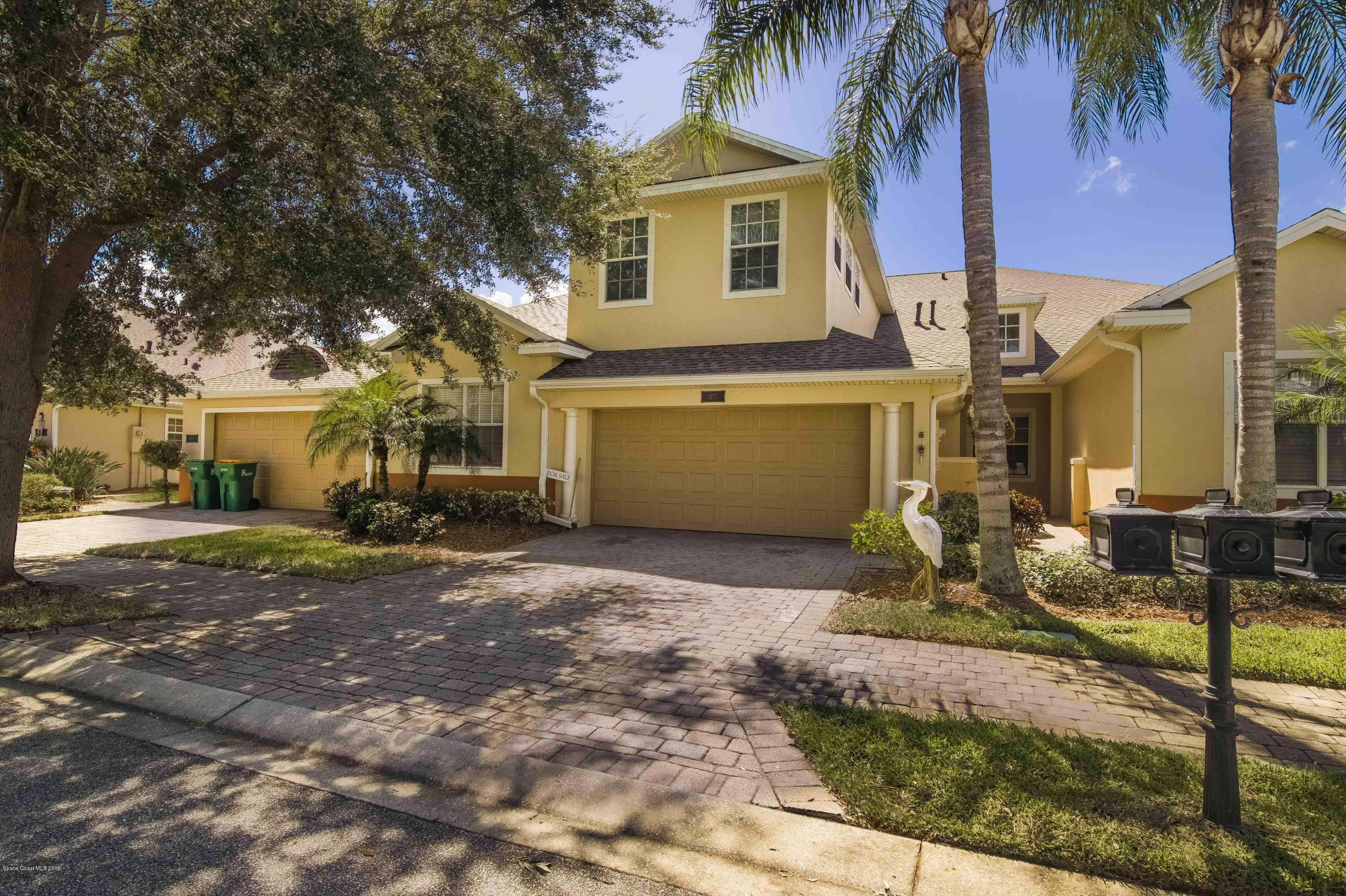 Single Family Homes for Sale at 1277 Ballinton Melbourne, Florida 32940 United States