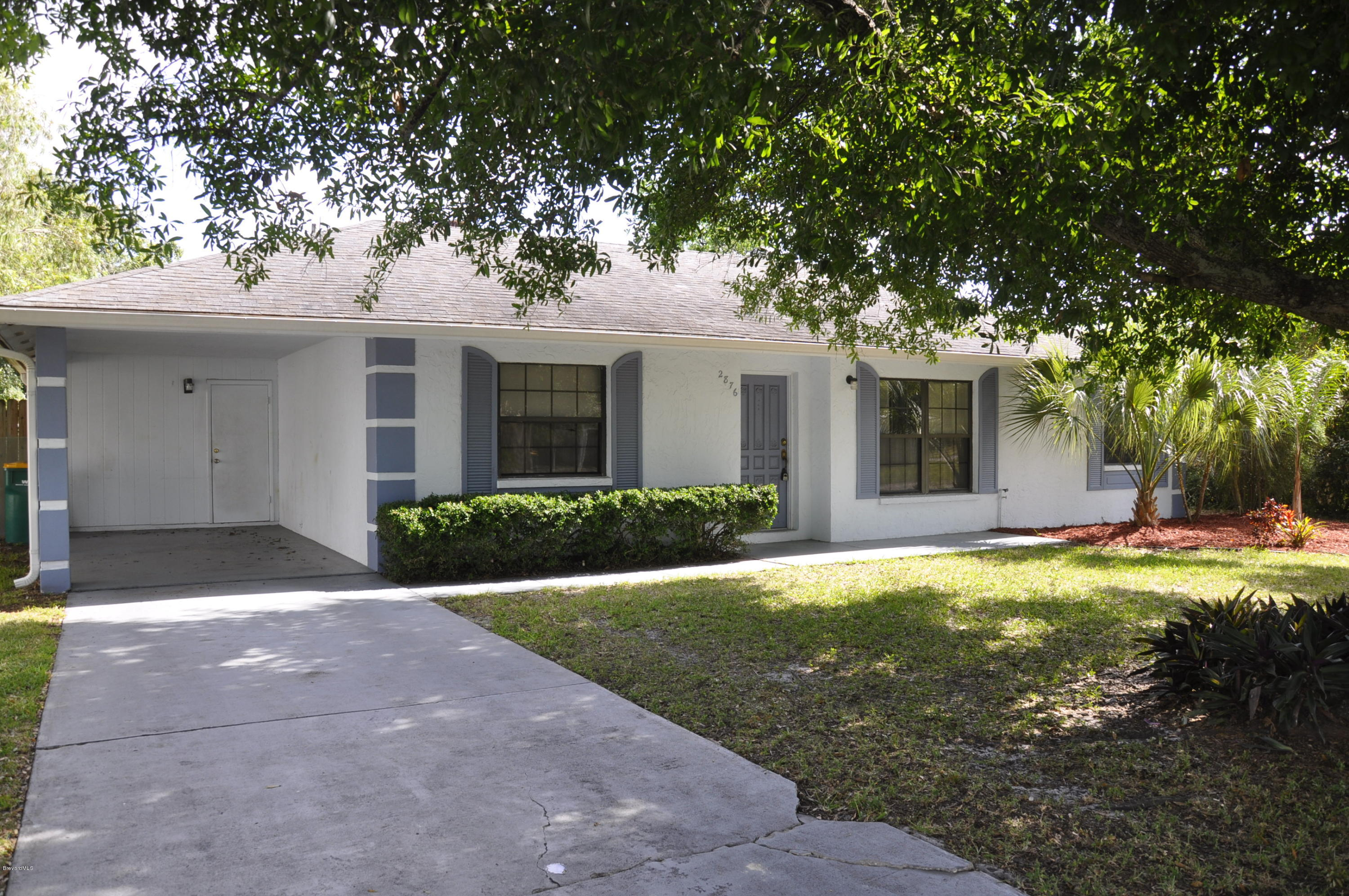 Single Family Homes for Rent at 2876 Plaza Melbourne, Florida 32935 United States