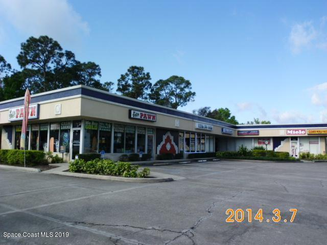 Kommersiell för Hyra vid 1120 S Wickham West Melbourne, Florida 32904 Förenta staterna