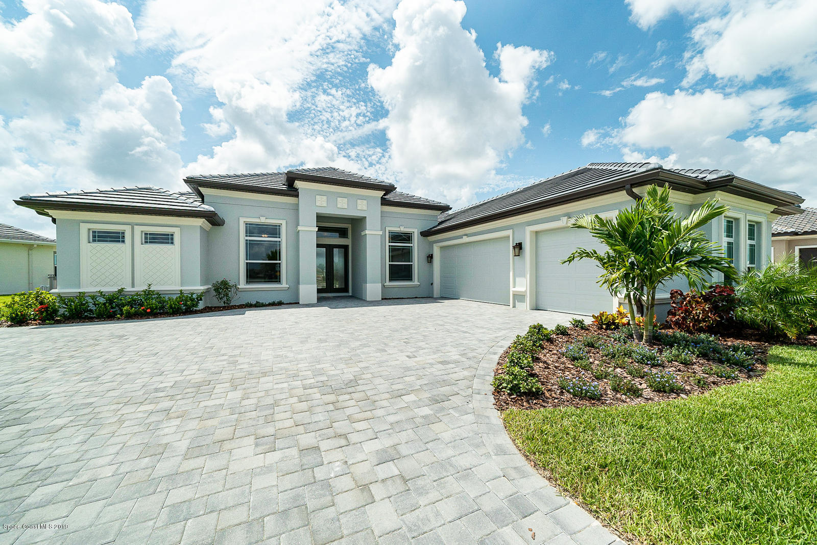 Single Family Homes for Sale at 8679 Serrano Melbourne, Florida 32940 United States