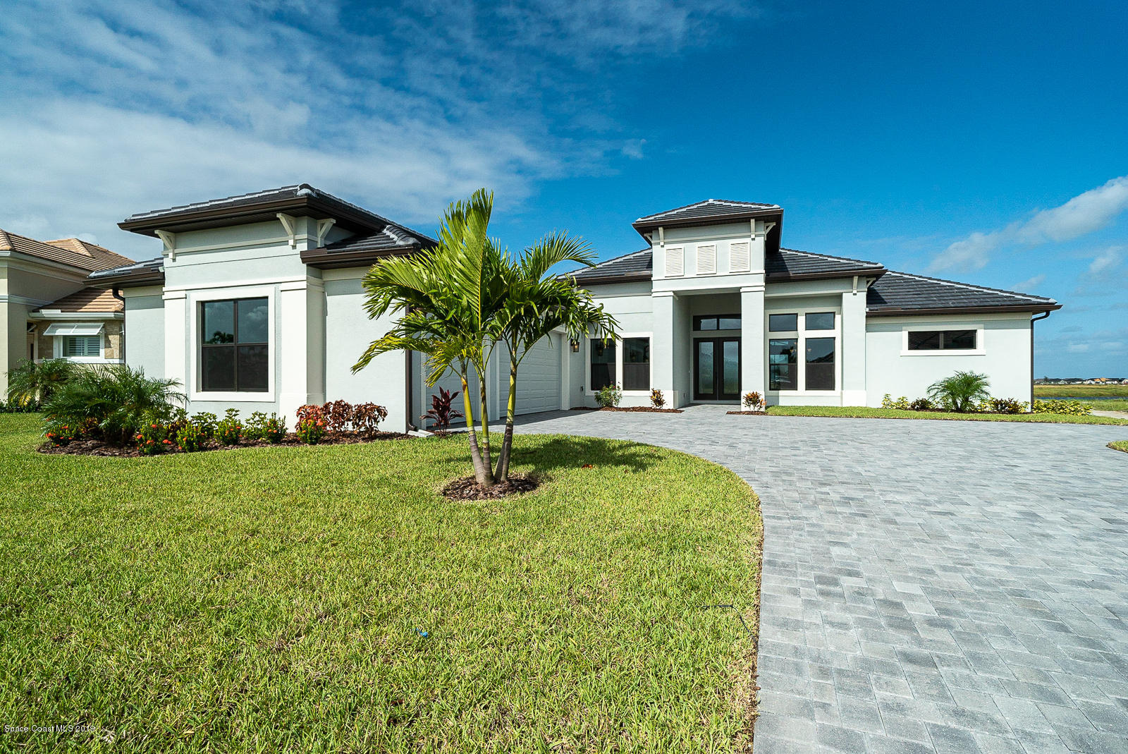 Single Family Homes for Sale at 8639 Serrano Melbourne, Florida 32940 United States