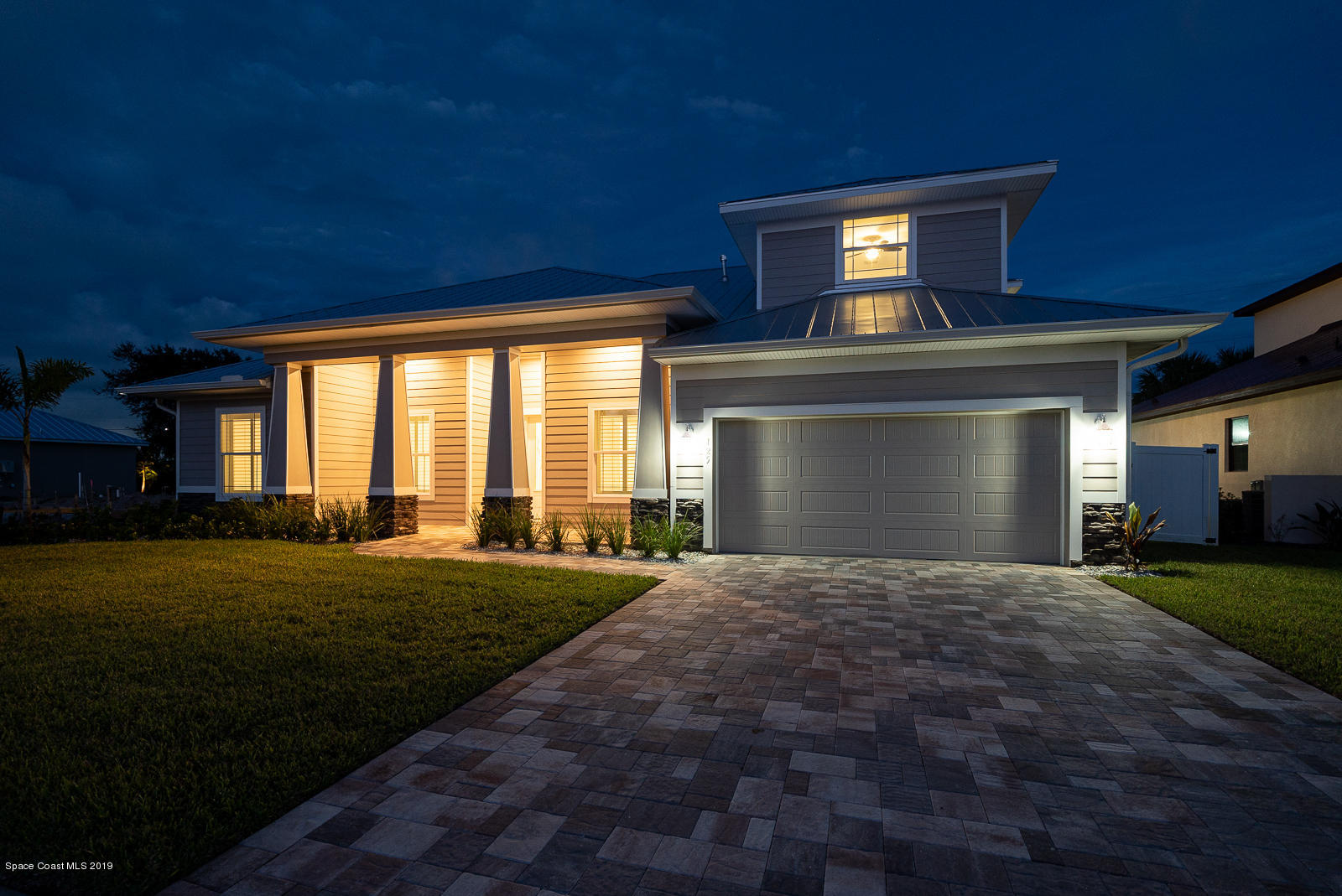 Single Family Homes for Sale at 125 Enclave Indian Harbour Beach, Florida 32937 United States