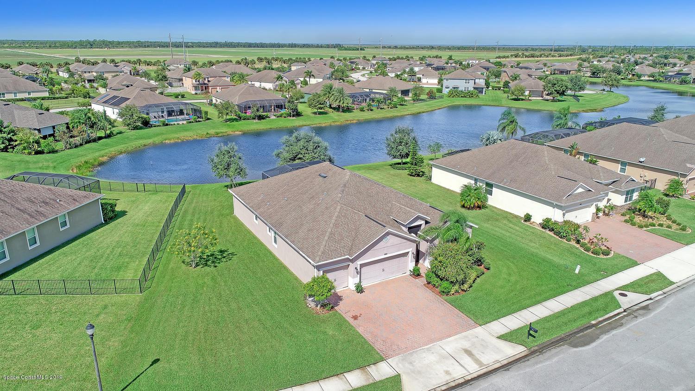Single Family Homes for Sale at 6133 Goleta Melbourne, Florida 32940 United States