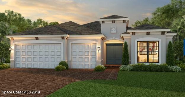 Single Family Homes for Sale at 2261 Caravan Melbourne, Florida 32940 United States