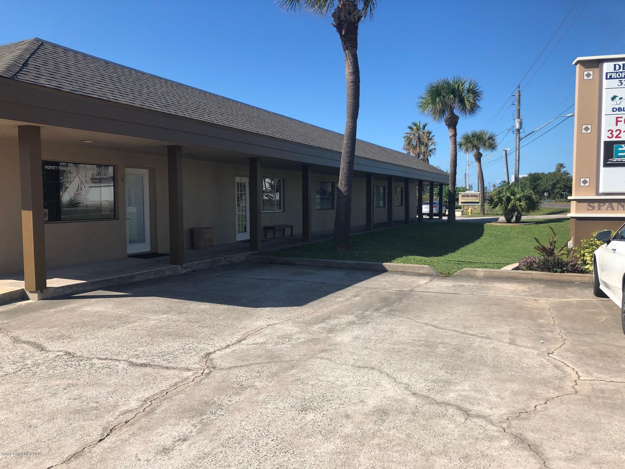Commercial for Sale at 1680 Highway A1a Satellite Beach, Florida 32937 United States