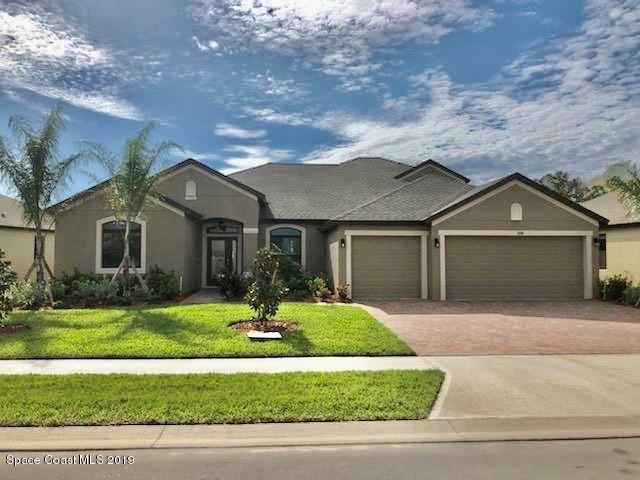Single Family Homes vì Bán tại 3690 Salt Marsh West Melbourne, Florida 32904 Hoa Kỳ