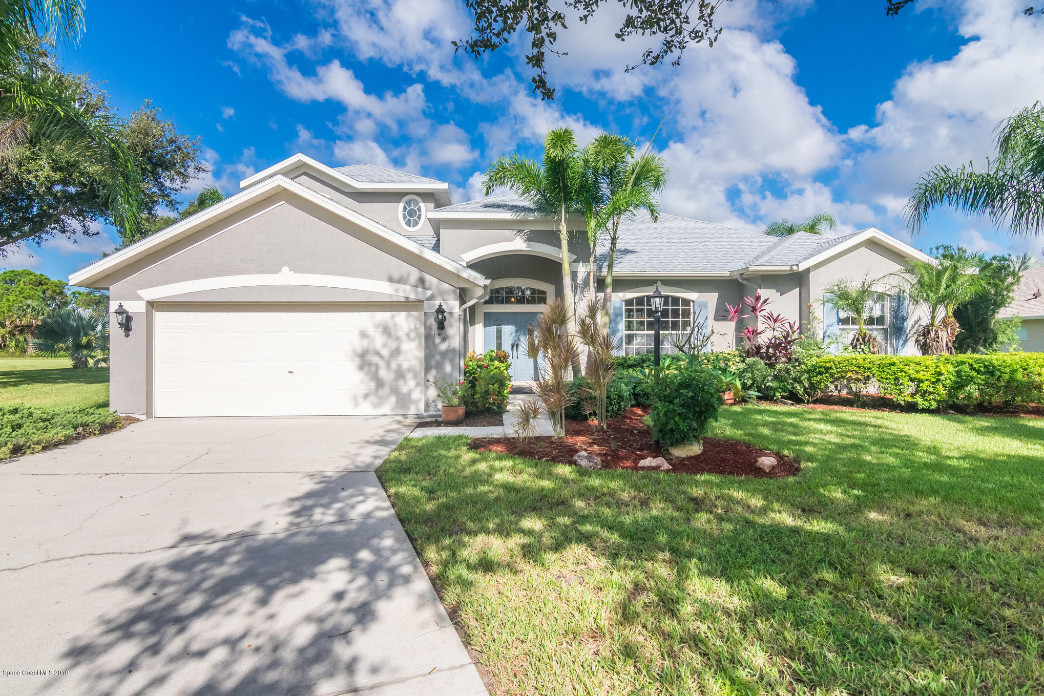Single Family Homes for Sale at 1890 Windbrook Palm Bay, Florida 32909 United States