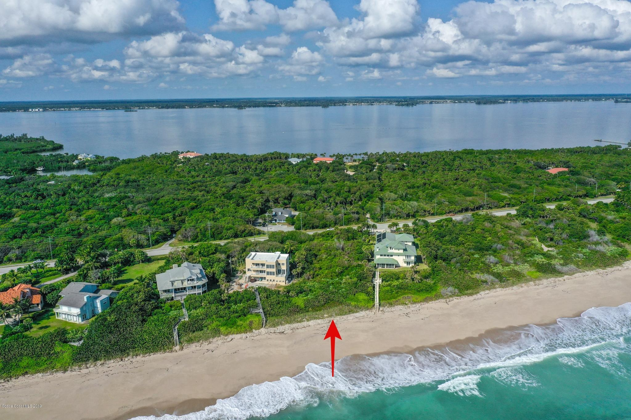 Land for Sale at 8865 A-1-A Melbourne Beach, Florida 32951 United States
