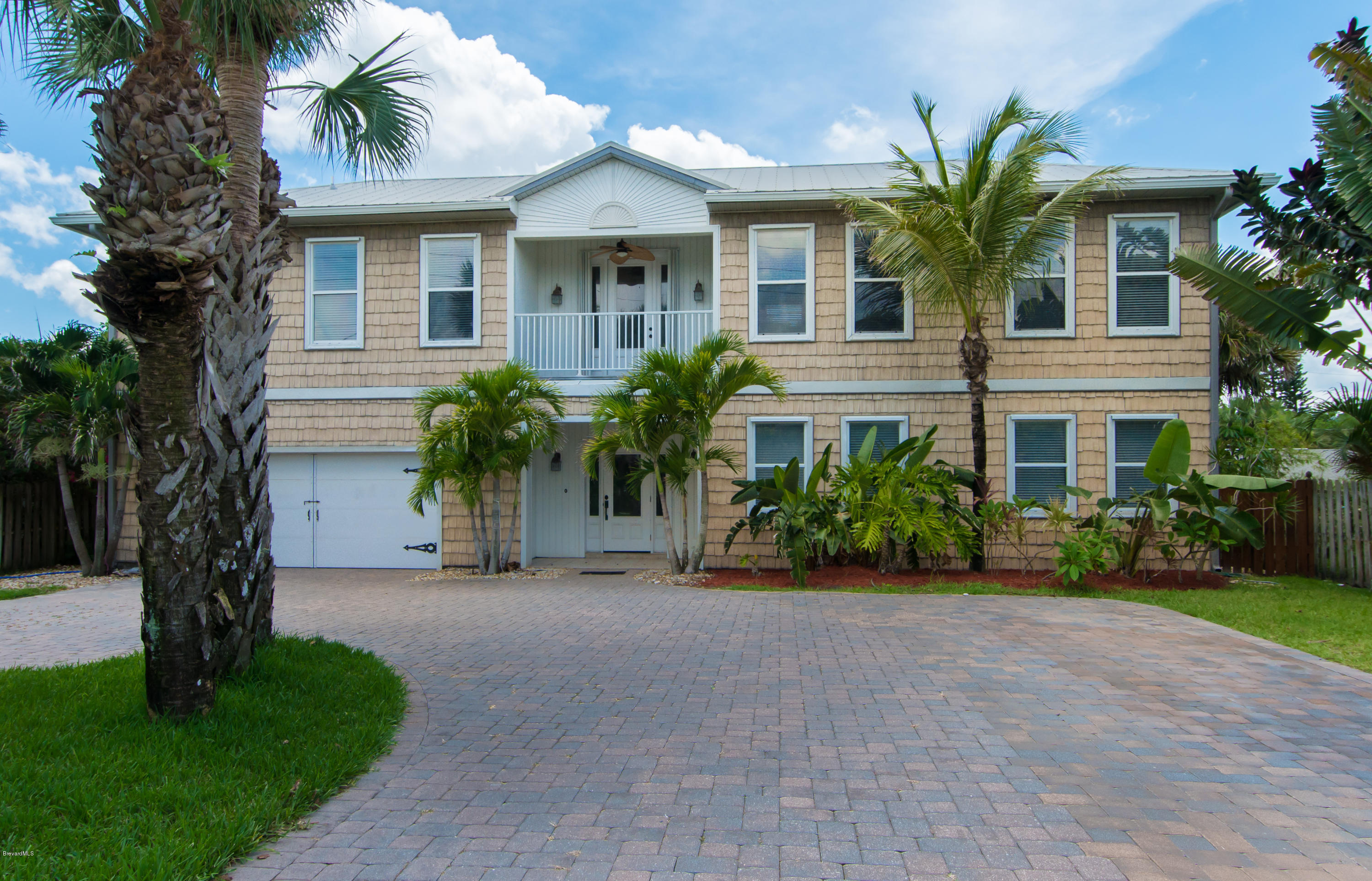 Single Family Homes for Sale at 7834 S Highway A1a Melbourne Beach, Florida 32951 United States