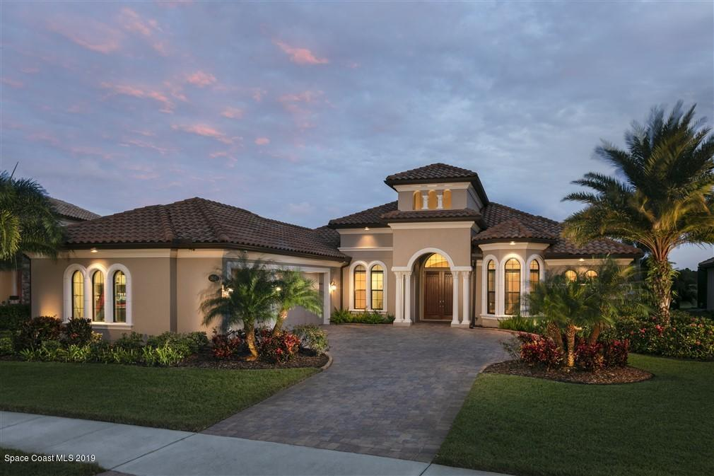 Single Family Homes for Sale at 2842 Emeldi Melbourne, Florida 32940 United States