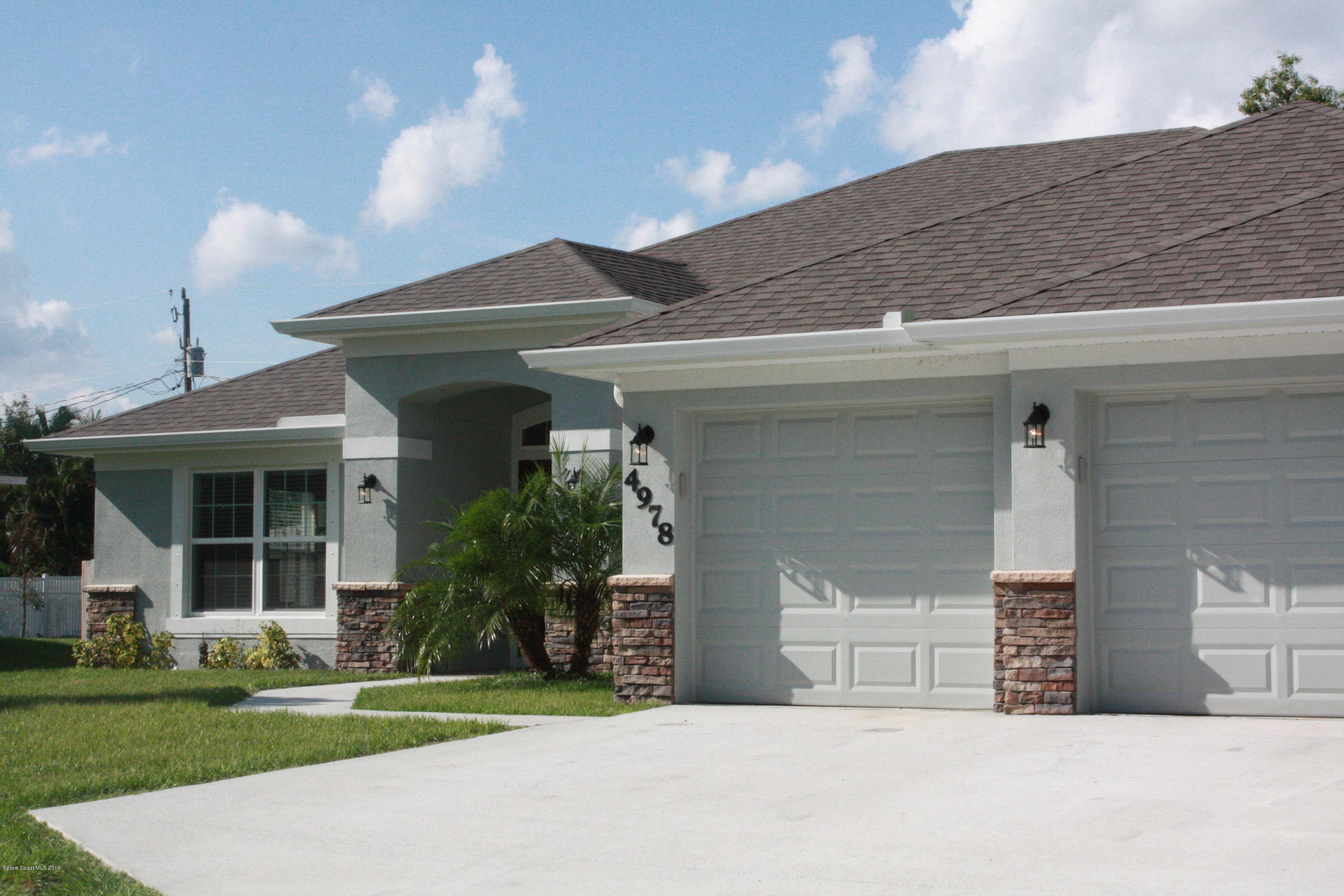 Single Family Homes for Sale at 4978 NW Manville Port St. Lucie, Florida 34952 United States