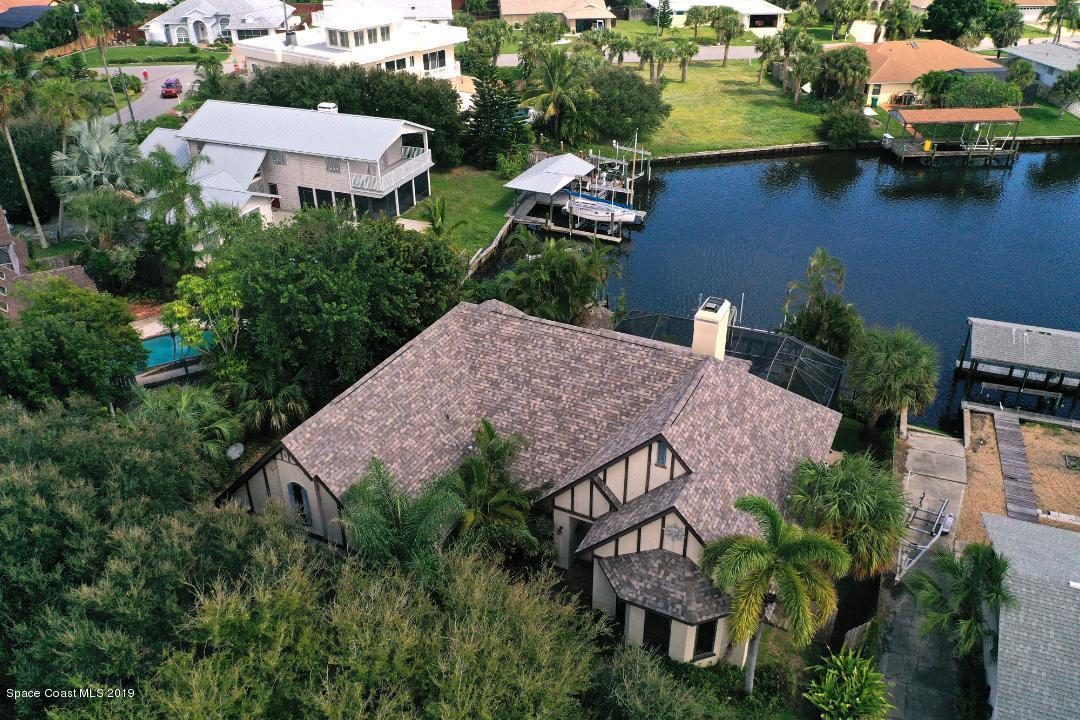 Single Family Homes for Sale at 265 Arrowhead Melbourne Beach, Florida 32951 United States