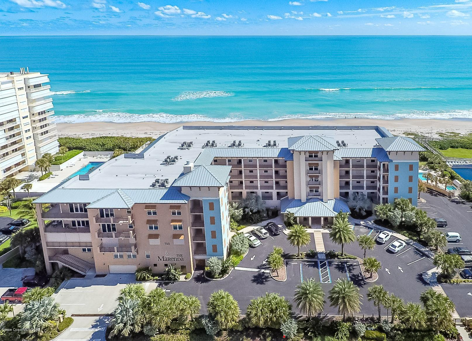 Single Family Homes for Sale at 755 N Highway A1a Indialantic, Florida 32903 United States