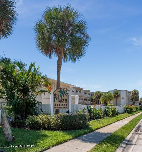 Single Family Homes for Sale at 221 Columbia Cape Canaveral, Florida 32920 United States