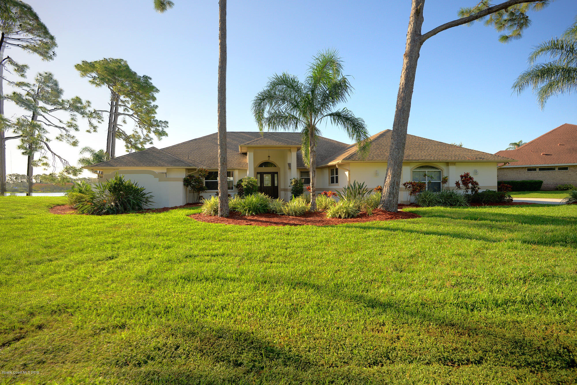 Single Family Homes for Sale at 3978 Snowy Egret Melbourne, Florida 32904 United States