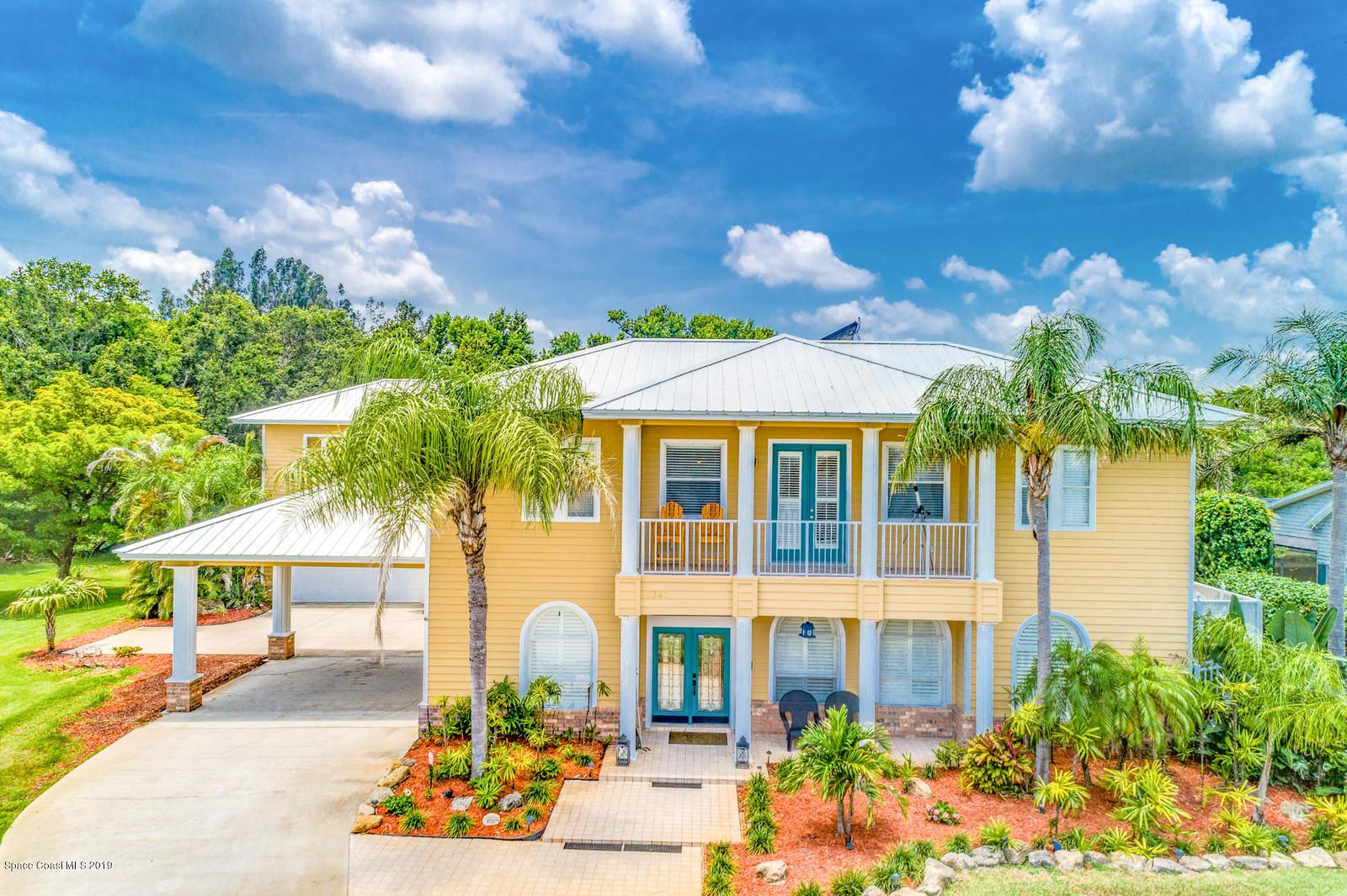 Single Family Homes for Sale at 2340 Stonebridge Rockledge, Florida 32955 United States