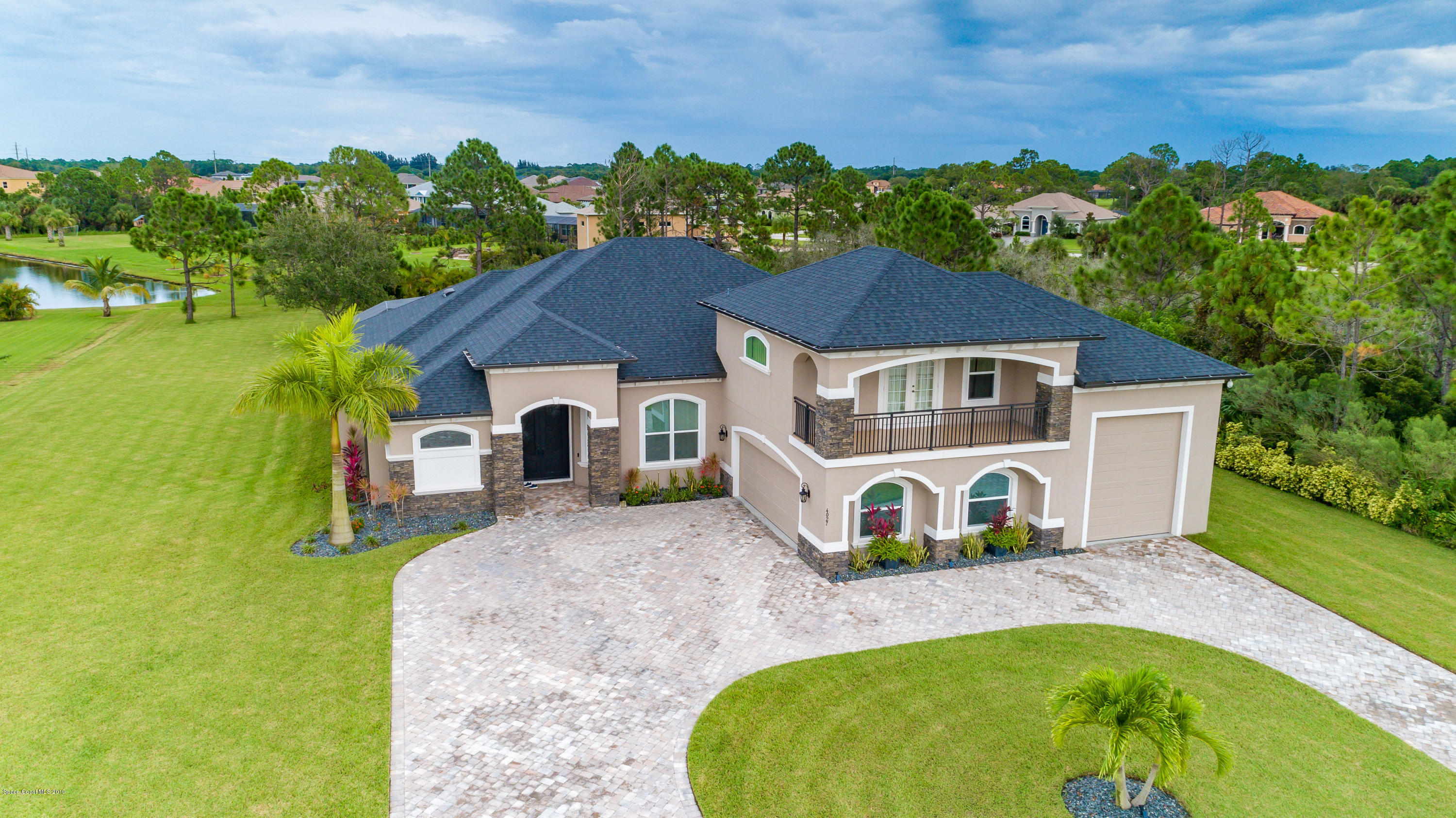 Single Family Homes for Sale at 4027 Preservation Melbourne, Florida 32934 United States