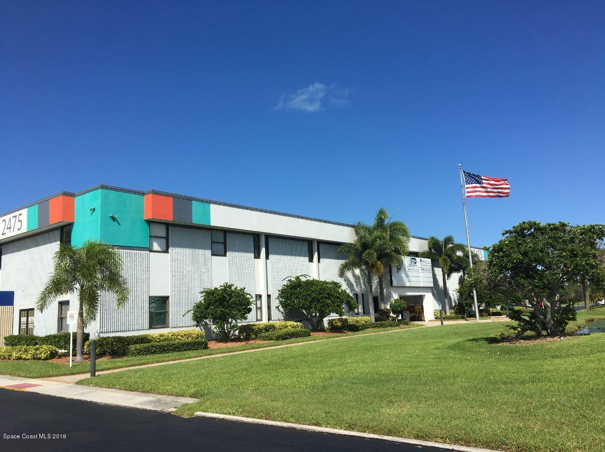 Commercial for Rent at 2475 Palm Bay Palm Bay, Florida 32905 United States