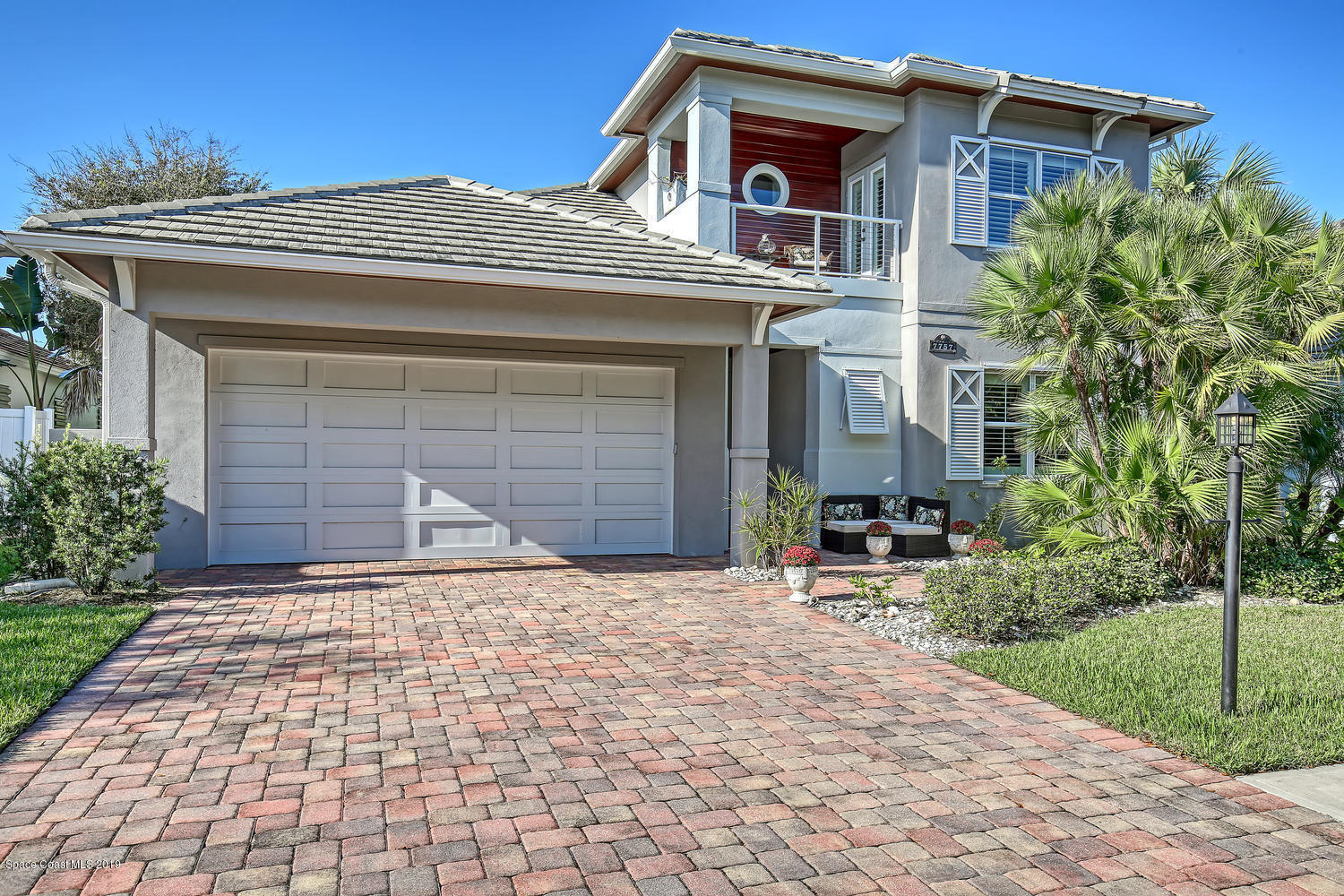 Single Family Homes for Sale at 7757 Kiawah Melbourne Beach, Florida 32951 United States
