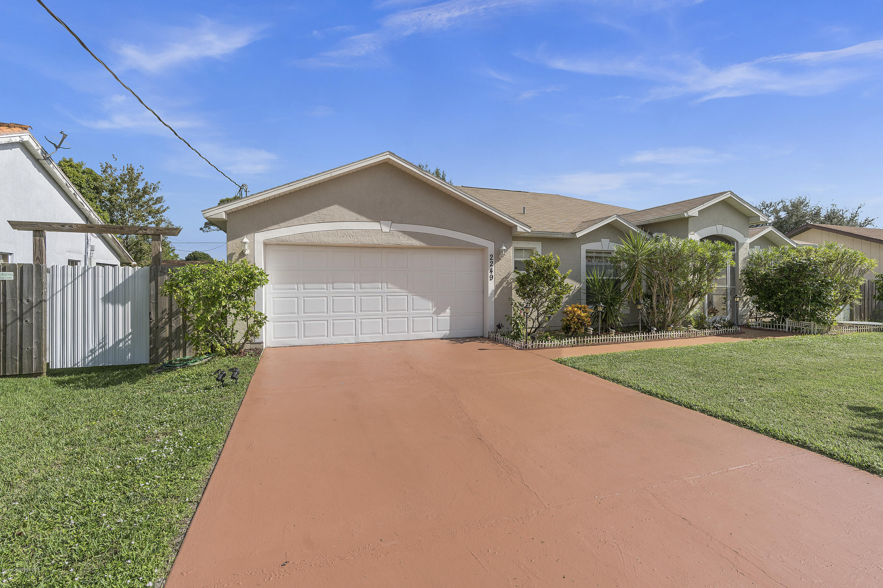 Single Family Homes for Sale at 2249 Trillo Port St. Lucie, Florida 34952 United States