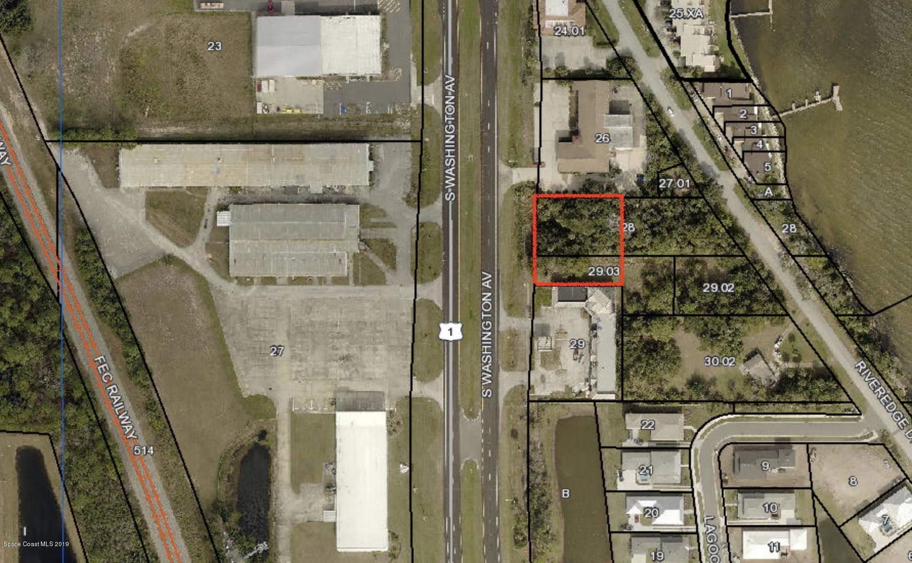 Commercial for Sale at Us Highway 1 Titusville, Florida 32780 United States