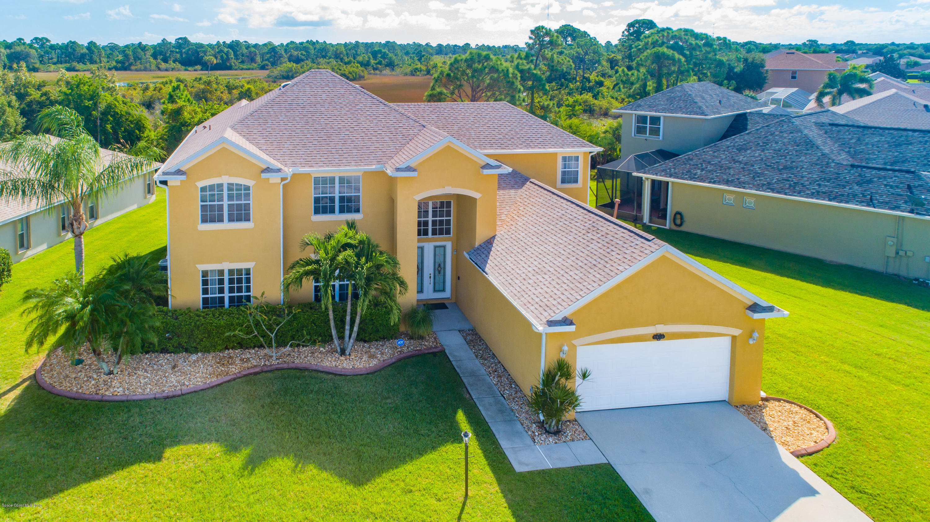 Single Family Homes for Sale at 3950 Waterford Rockledge, Florida 32955 United States