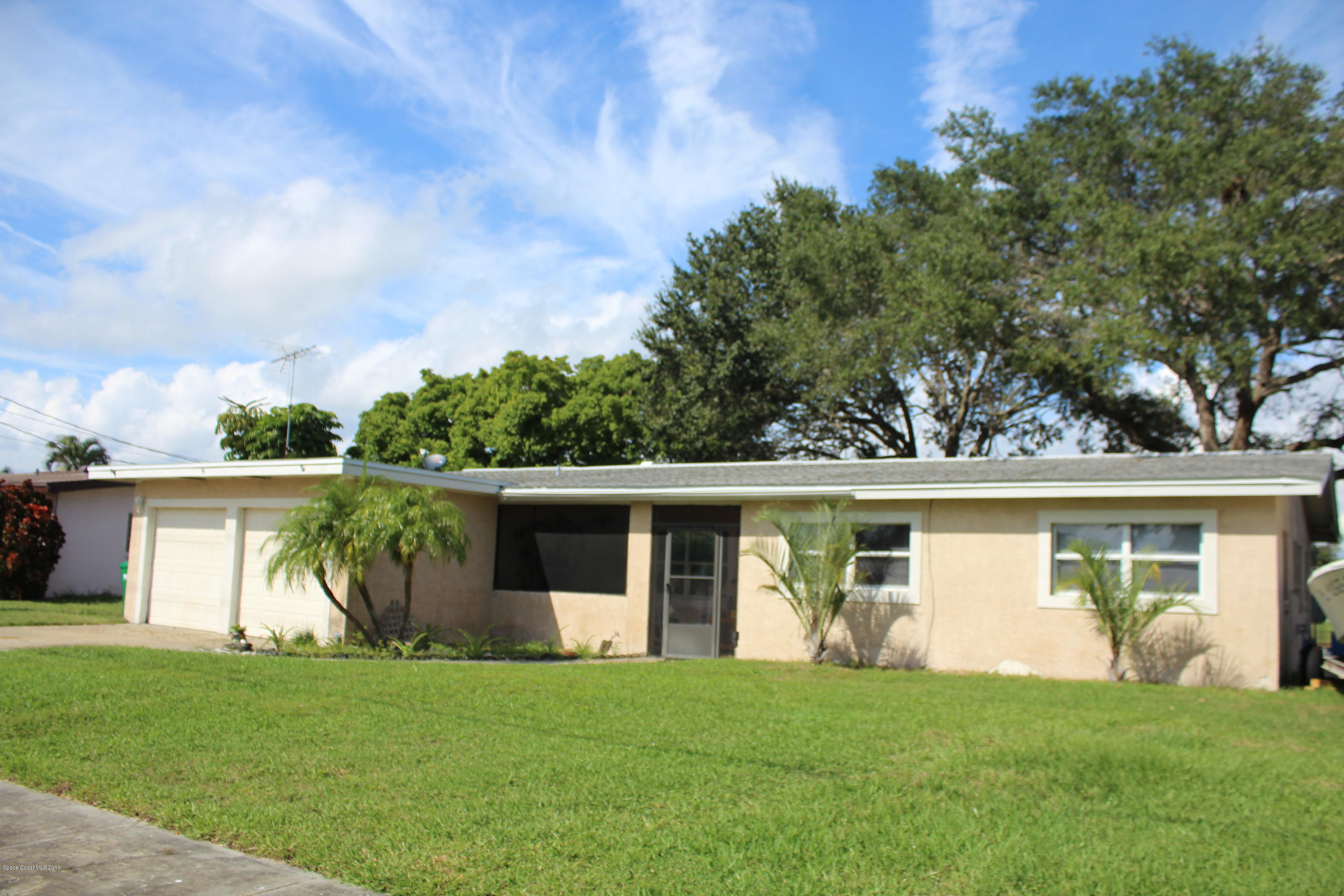 Single Family Homes for Sale at 1430 Holly Merritt Island, Florida 32952 United States