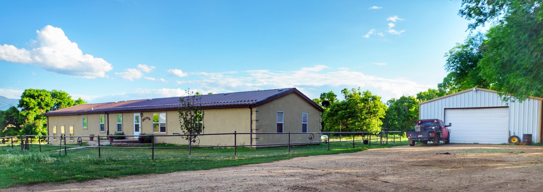 Property located at 2300 CR 450  La Veta CO 81055 photo