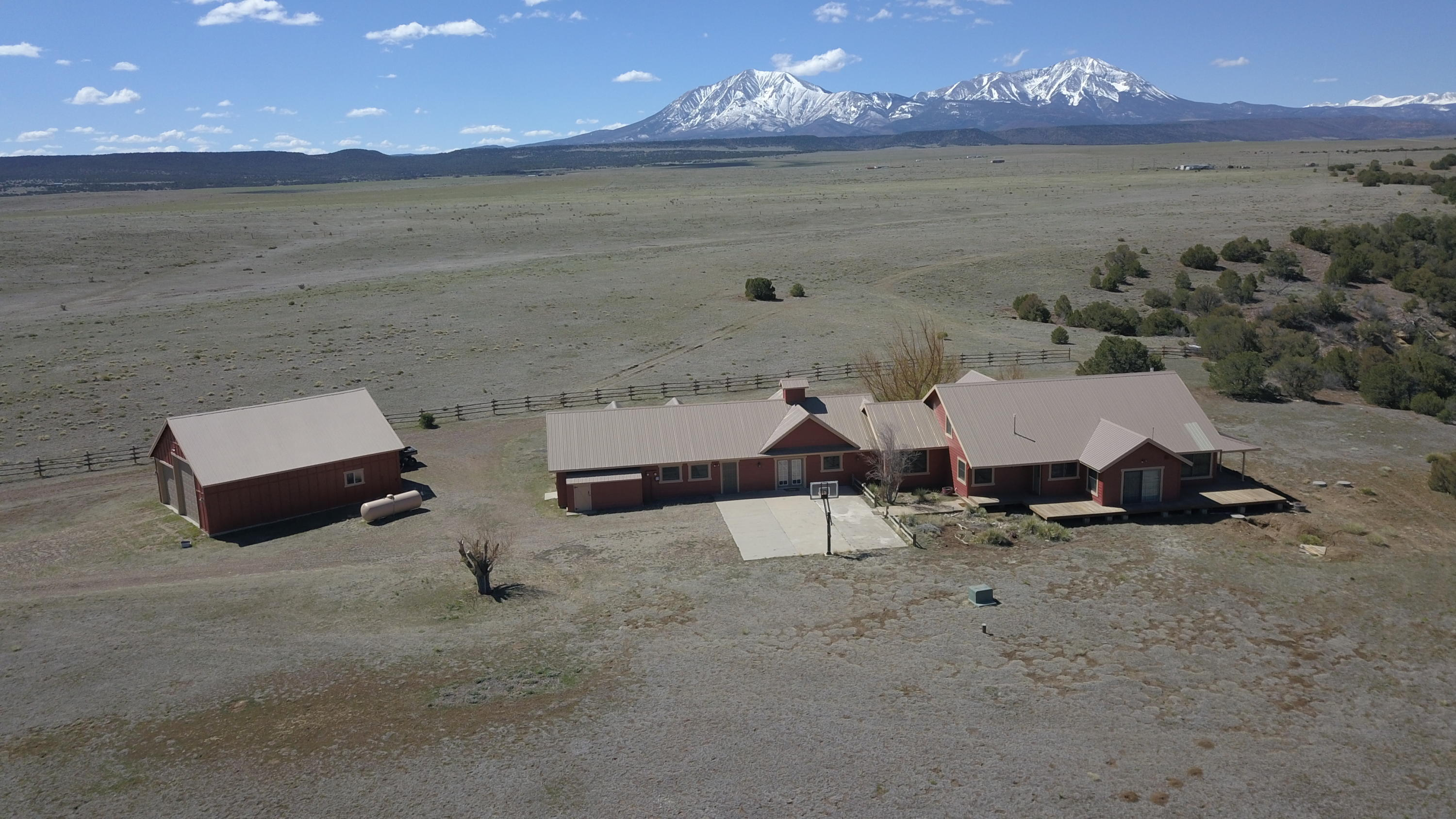 Property located at 4505 Mountain View Trail  Walsenburg CO 81089 photo