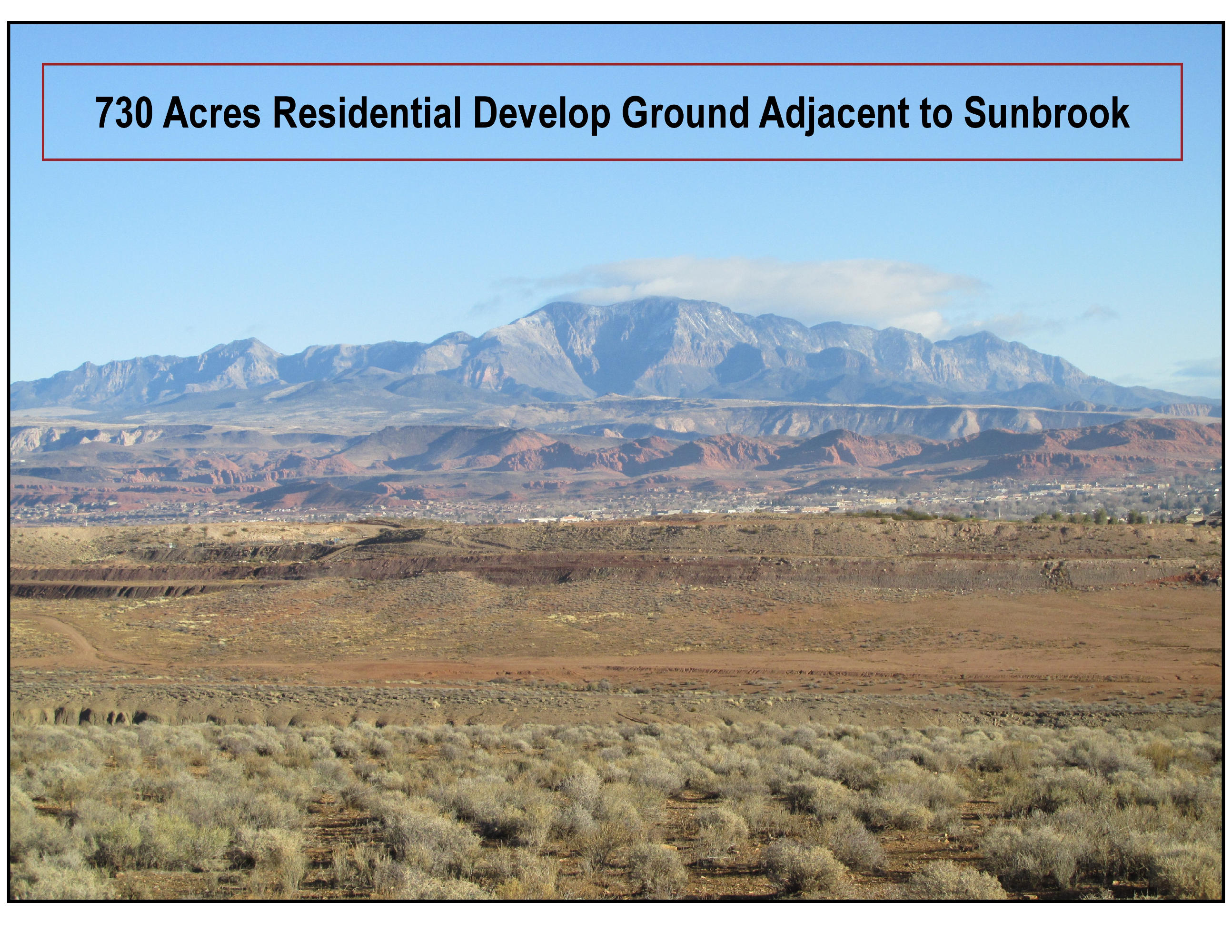 Plantation  Drive & Sunbrook   DR, St George, Utah 0 Bedroom as one of Homes & Land Real Estate