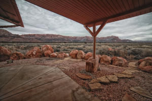 North East views from patio