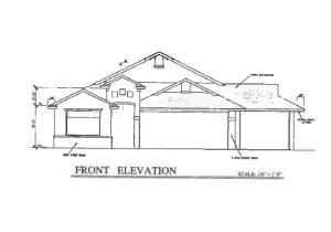 Front Elevation CH 29