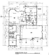 Main Floor Plan CH 29