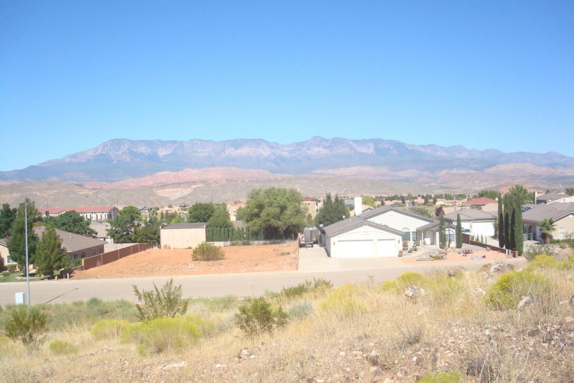 Superb view lot in a great neighborhood near Sky Mountain Golf Course.