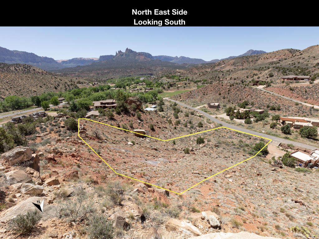 Beautiful views of Zion National Park from this build-able lot in Springdale.  Great neighborhood just minutes from Zion Park Entrance.