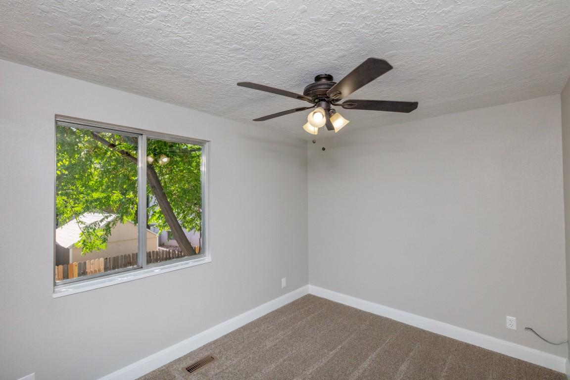 Remodeled top to bottom! A must see! Tile and Granite throughout, New Central air, New Roof, Fixtures, Closet organizers. Master bedroom has large Walk in Closet, bath has Beautiful walk in Shower. Large 420 Sf Storage under Main living area. Spacious Laundry Room. New Landscape with Enclosed yard.