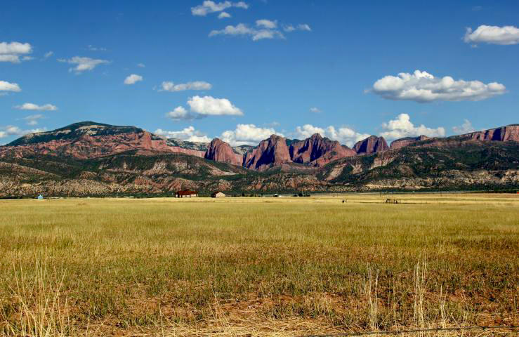 60 Acre Property Adjacent To New Harmony.  Amazing Views Of The Kolob Fingers, Pine Mountain And Bumblebee. Just Down The Street From The City Park, Close To Hunting, Trail Heads And Dixie National Forest