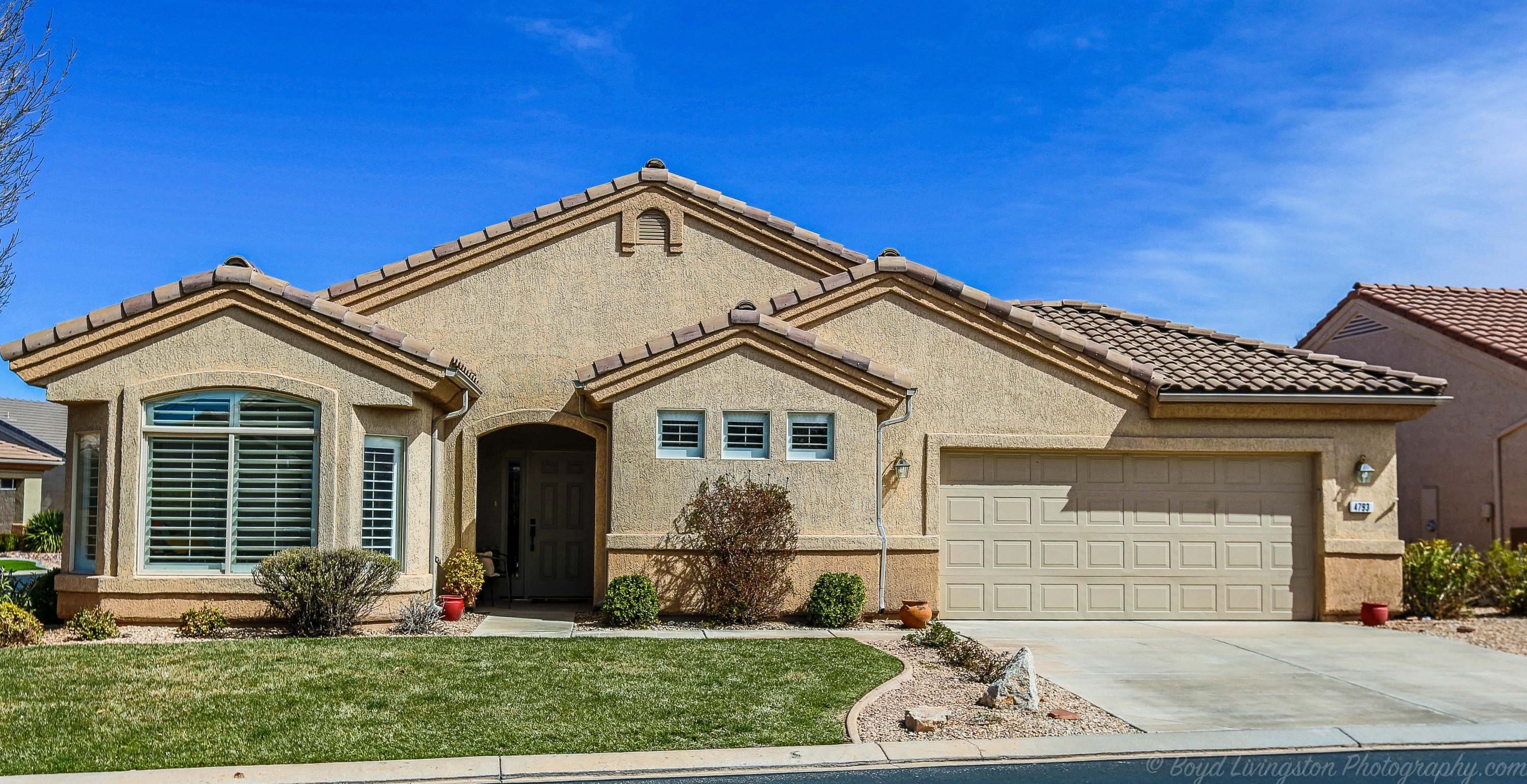 4793 S Tranquility Bay Dr, St George Ut 84790