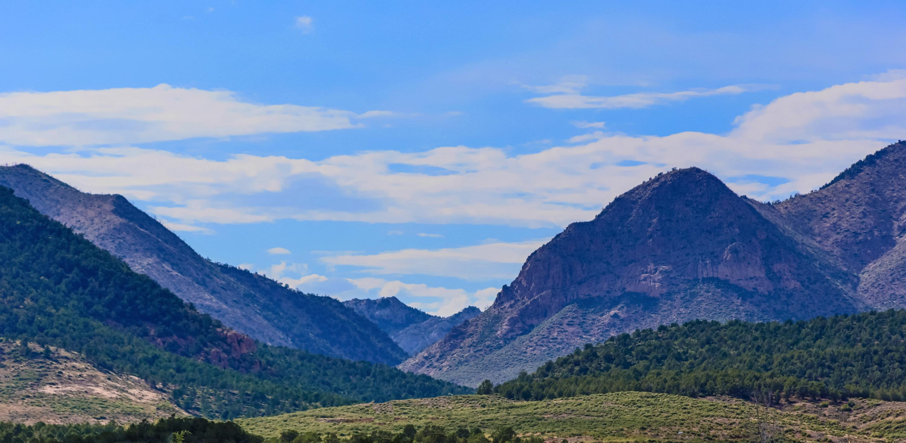 Amazing View of Kolob Canyons and Pine Valley Mountains. There is deeded access to this property!