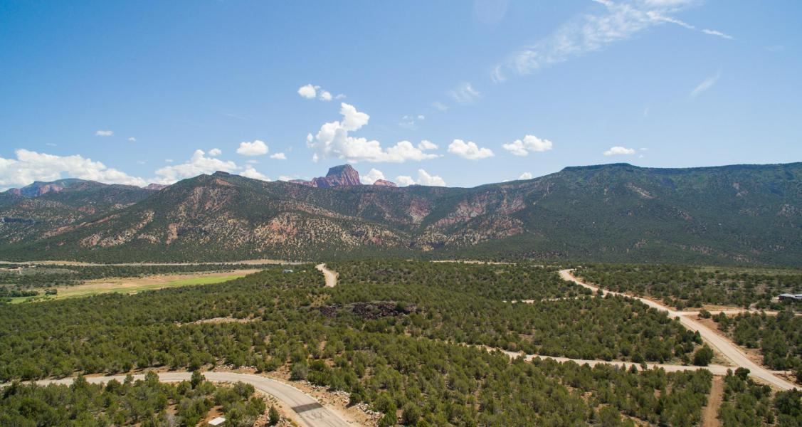 Each Lot Includes one (1) share of Mountain Springs Water Company which represents one acre foot of water. Each lot is a minimum of 5 Acres. Beautiful red rock surroundings. Enjoy wildlife, including deer, rabbits.wild turkeys. Each lot is close to a number of amenities, including golf courses, Brian Head Ski Resort,Zion National Park, Cedar Breaks and Art Festivals.